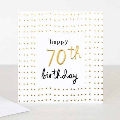 gold-70th-birthday-card-hey053-Single Cards-1