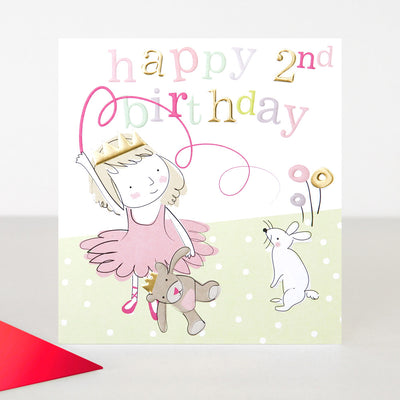ballet-2nd-birthday-girl-card-out010-Single Cards-1