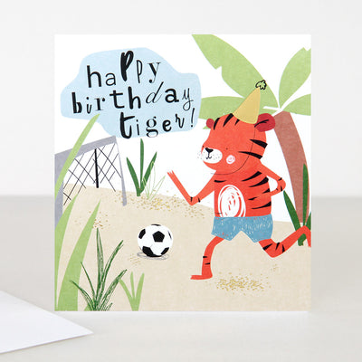 football-tiger-birthday-card-pgd001-Single Cards-1