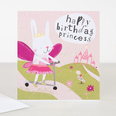 scooter-animals-birthday-card-pgd008-Single Cards-1