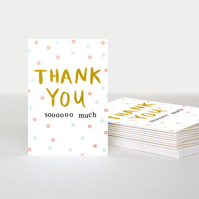 spotty-thank-you-notecards-pack-of-10-pqe200-Card Packs-1