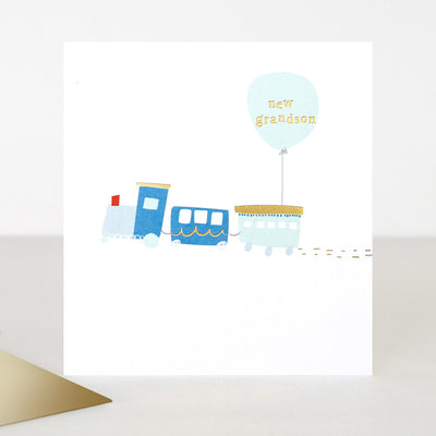 train-new-baby-card-for-grandparent-toe031-Single Cards-1