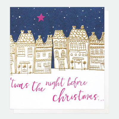 night-before-christmas-charity-christmas-card-pack-pnt544-Card Packs-1