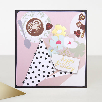 3d-flowers-coffee-birthday-card-cin003-Single Cards-1
