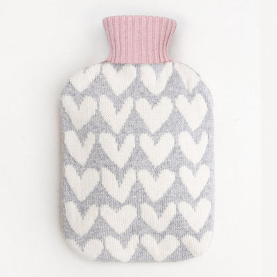 pink-oatmeal-hearts-cashmere-hot-water-bottle-da5937-Hot Water Bottles-1