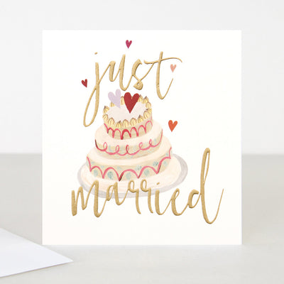 just-married-cake-wedding-card-qui011-Single Cards-1
