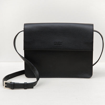 black-vegan-leather-hoxton-satchel-bag-hox003-Bags-1