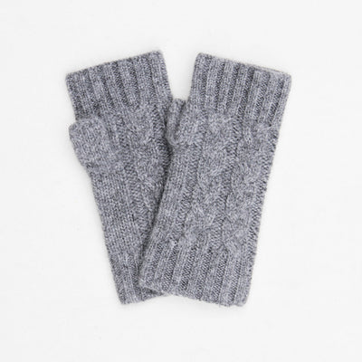 dark-grey-cashmere-cable-knit-wrist-warmers-da4509-Gloves-1