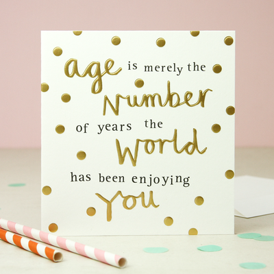 age-is-merely-a-number-birthday-card-hey006-Single Cards-1