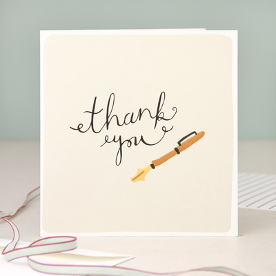 fountain-pen-thank-you-card-mod011-Single Cards-1
