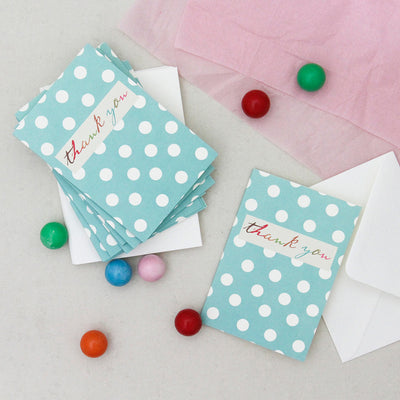 dotty-thank-you-notecards-pack-of-10-pqe091-Card Packs-1