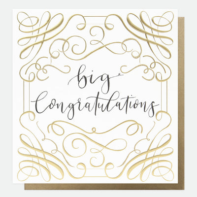 gold-calligraphy-large-congratulations-card-reb003-Single Cards-1