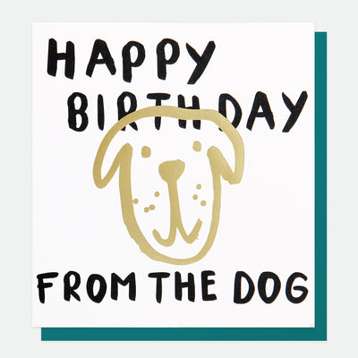 bold-birthday-card-from-the-dog-beb010-Single Cards-1