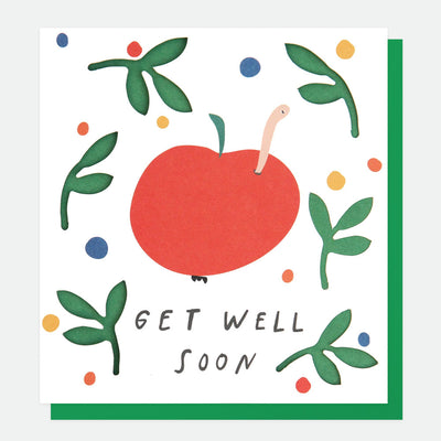 cut-out-apple-get-well-soon-card-cut005-Single Cards-1