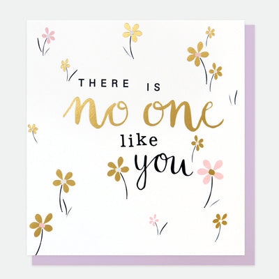 there-is-no-one-like-you-everyday-card-gol005-Single Cards-1