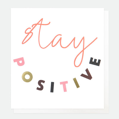 neon-stay-positive-everyday-card-gvb008-Single Cards-1