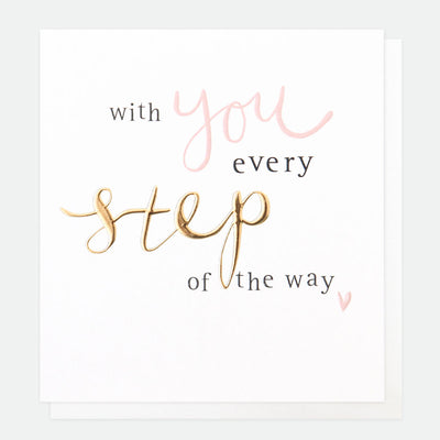 with-you-every-step-sympathy-card-hey060-Single Cards-1