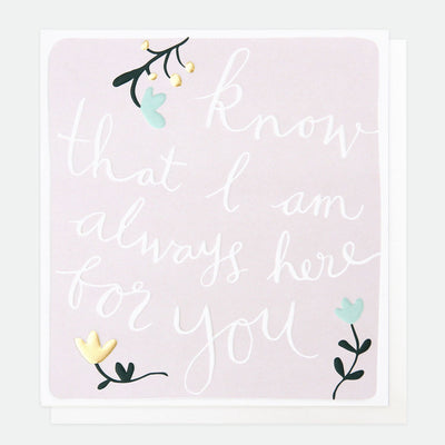 know-that-i-am-here-sympathy-card-mod050-Single Cards-1