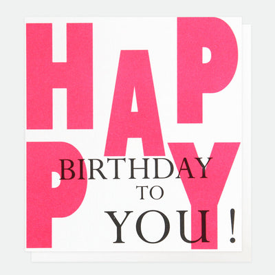 neon-pink-big-happy-birthday-card-ovr005-Single Cards-1
