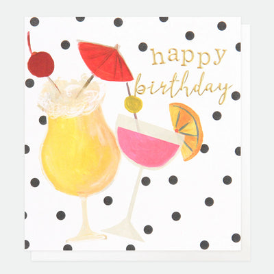 tropical-cocktails-birthday-card-pai026-Single Cards-1