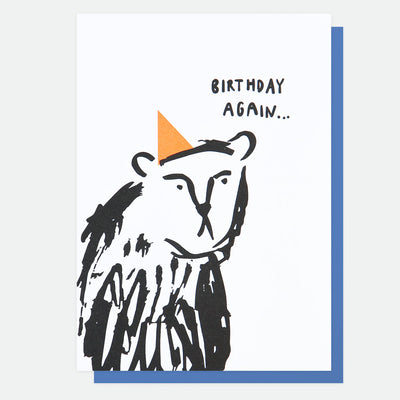 neon-bear-birthday-card-scr004-Single Cards-1