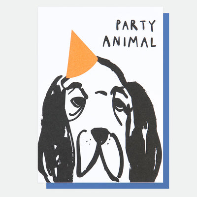 neon-hound-party-animal-birthday-card-scr010-Single Cards-1