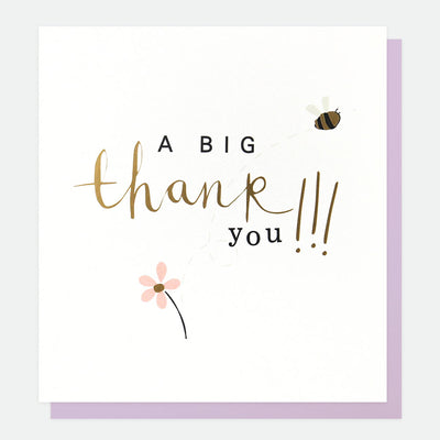 bee-big-thank-you-card-gol017-Single Cards-1