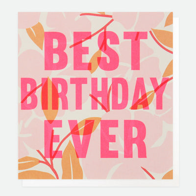 litho-floral-best-birthday-card-lho005-Single Cards-1