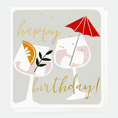 cocktails-birthday-card-pow007-Single Cards-1