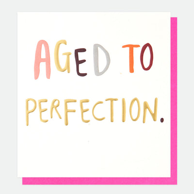 aged-to-perfection-birthday-card-wrd014-Single Cards-1