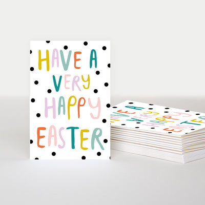 happy-easter-notecards-pack-of-10-pqe217-Card Packs-1