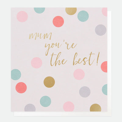 spot-youre-the-best-mothers-day-card-sot012-Single Cards-1