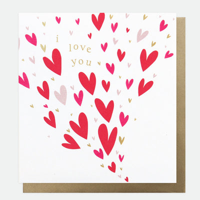 i-love-you-hearts-valentines-card-toe038-Single Cards-1