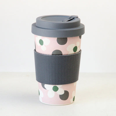 floral-spot-eco-bamboo-coffee-cup-cof101-Cups and Mugs-1