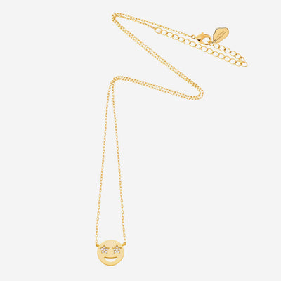gold-plated-starry-eyes-emoji-necklace-da5639-Jewellery-1