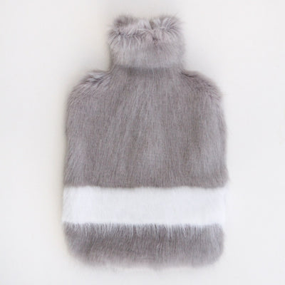 grey-white-faux-fur-hot-water-bottle-da5939-Hot Water Bottles-1