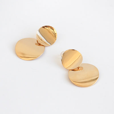 gold-brushed-gold-circle-earrings-da6205-Jewellery-1