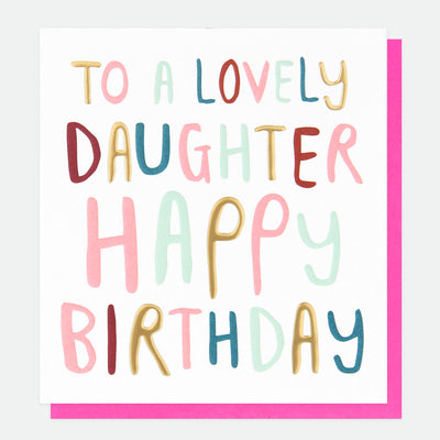 text-birthday-card-for-daughter-wrd029-Single Cards-1