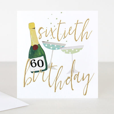 champagne-60th-birthday-card-qui035-Single Cards-1