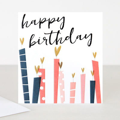 screen-print-heart-candles-birthday-card-spt009-Single Cards-1