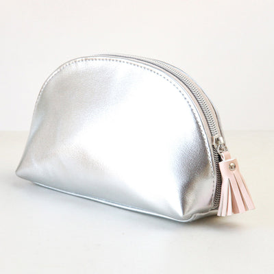 silver-half-moon-cosmetic-bag-cmb100-Cosmetic Bags-1