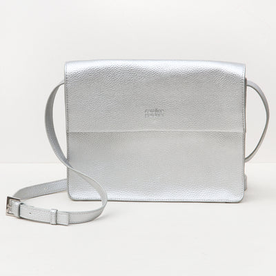 silver-vegan-leather-hoxton-satchel-bag-hox001-Bags-1