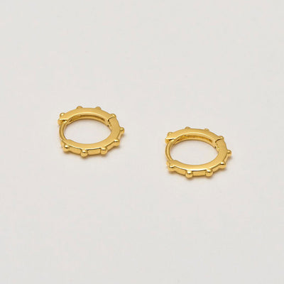 gold-plated-granulated-huggie-hoop-earrings-da5916-Jewellery-1