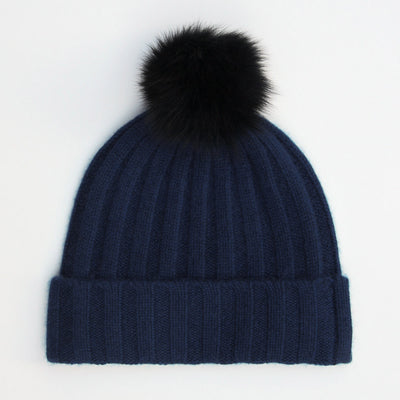 navy-cashmere-bobble-hat-with-faux-pom-da4958-Hats-1