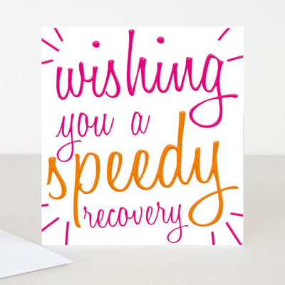 neon-speedy-recovery-get-well-soon-card-ooh042-Single Cards-1
