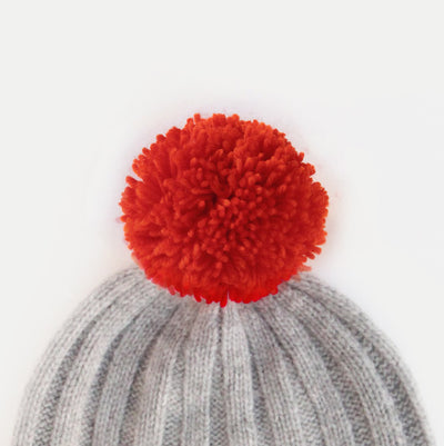 orange-wool-hat-pom-da5963-Pom Poms-1