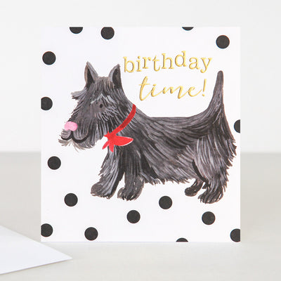 painted-scottie-dog-birthday-card-pai002-Single Cards-1