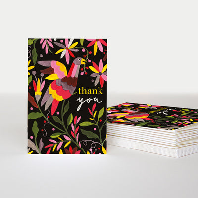floral-bird-thank-you-notecards-pack-of-10-pqe210-Card Packs-1