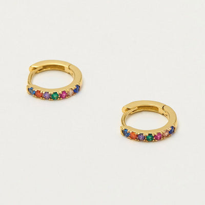 gold-plated-rainbow-huggie-hoop-earrings-da6333-Jewellery-1