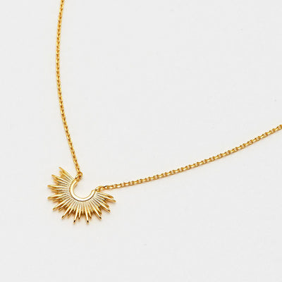 gold-plated-sunburst-necklace-da5637-Jewellery-1